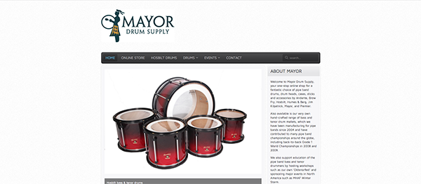 mayordrums